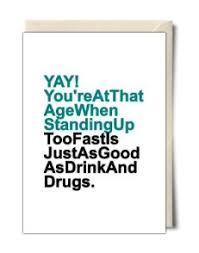 funny birthday wishes pink stamping humorous cards pinterest