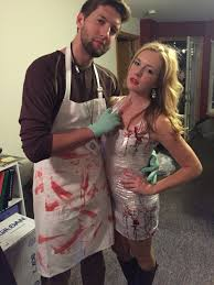 unique couples halloween costumes ideas couples costume dexter and victim so cute products i love