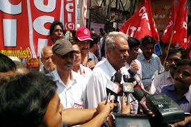 Seeking Hyd Cpi Activists Held In Hyderabad For Protests Seeking Hyd Uni Vc S