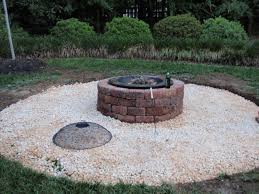 Brick Fire Pit Kit by Diy Square Fire Pit Kit Buzzchat Co Do It Yourself