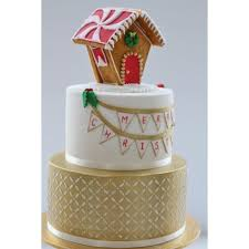Christmas Cake Decorations Brisbane by Cake Decorating Central