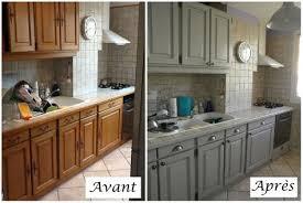 refaire sa cuisine rustique en moderne beautiful renover sa cuisine avant apres 3 relooker une cuisine