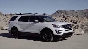 ford explorer package 2017 ford explorer xlt sport appearance package exterior design