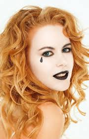 Halloween Mime Makeup by 21 Mime Makeup Designs Trends Ideas Design Trends Premium