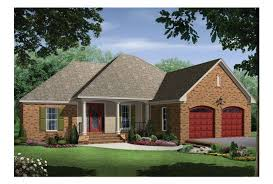 1500 square house eplans bungalow house plan charming brick bungalow 1500 square