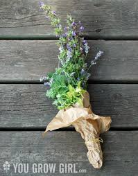 Herb Garden Gift Ideas 21 Best Bouquets Of Herbs Images On Pinterest Herbs Grass And Spice