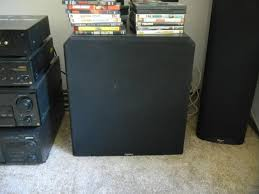The Official Definitive Technology Subwoofer Owners Thread Page