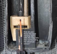 bmw radiator warning light where does the coolant level sensor cable go bimmerfest bmw