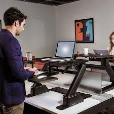 36 Inch Computer Desk Best 25 Adjustable Standing Desk Converter Ideas On Pinterest