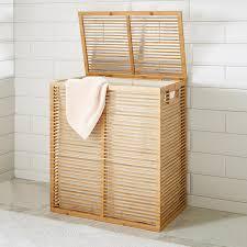 espresso laundry hamper teak tall laundry basket u2014 sierra laundry tips to buying the