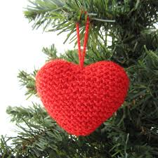 hand knitted christmas tree decorations christmas lights decoration