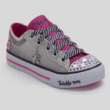 skechers light up shoes on off switch twinkle toes charmingly chic girls light up sneakers skechers