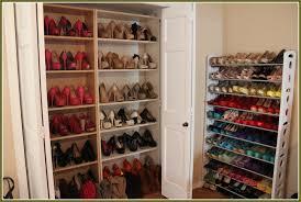 Shelves For Shoes by Diy Closet Shelves For Shoes Home Design Ideas