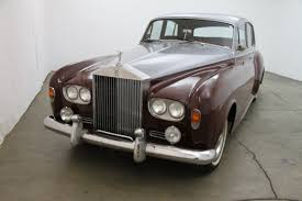 roll royce burgundy 1964 rolls royce silver cloud iii left hand drive beverly hills