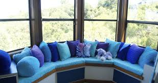 Bay Window Bench Ideas Under Window Storage Bench Benchpatio Cushion Storage Bench