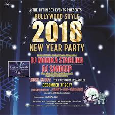 new years party box style 2018 new year party in the three clubs los angeles