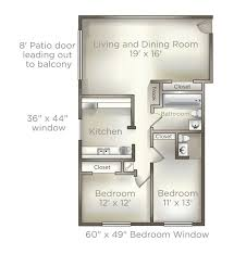 two rooms home design news 2 bedroom house plan marceladick com