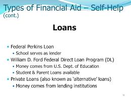 william d ford federal direct loan program presented by grogan director enrollment financial