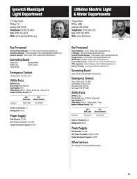 hudson light and power northeast public power 2012 directory 30 31