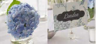 Hydrangea Wedding Vintage Charm Nichole Blue Hydrangea Invitation Millbank And