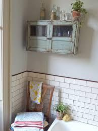 Vintage Bathroom Furniture Appealing Vintage Bathroom Cabinets Bathroom Best References