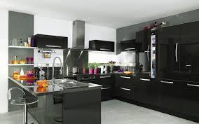 cuisine gris et bleu cuisine noir et gris 22 decoration indogate salon bleu petrole