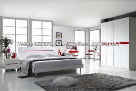 ensemble chambre à coucher adulte peinture haute brillance pour l ensemble de chambre à coucher