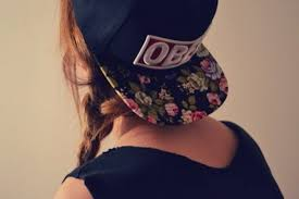 floral snapback hat obey snapback hairstyles hair accessory floral district