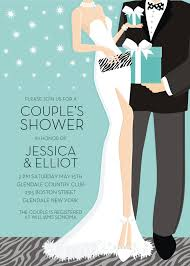 Couple S Shower Invitations Bridal Shower Couples Wedding Shower Invitations Card