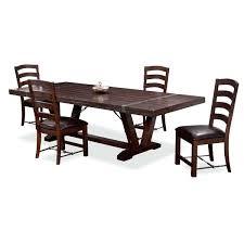 american furniture warehouse patio furniture 5 piece dining set