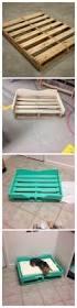 26 diy pet bed ideas to spoil your fur babies pallet dog beds