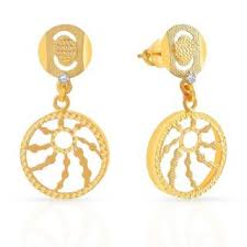 malabar earrings malabar gold earring mhaaaaabjuuc buy malabar gold earring