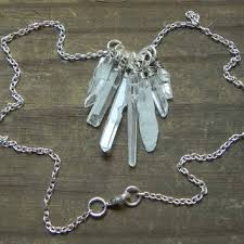 crystal necklace rock images Best crystal mineral necklaces products on wanelo jpg