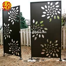 Metal Room Dividers by Outdoor Room Divider Outdoor Room Divider Suppliers And