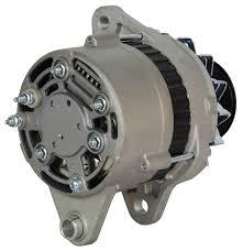 new 24v alternator fits komatsu excavator pc60 7 pc128uu 1 pc128us