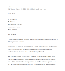 examples of resume cover letter example resume cover letter