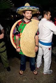 Taco Costume Celebrity Halloween Costumes