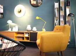 chambre jaune et bleu deco jaune moutarde chambre jaune moutarde et bleu chaios com avec