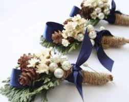 Wedding Boutonnieres Wedding Boutonniere Etsy