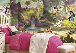 tinkerbell decorations for bedroom little girl bedroom with tinkerbell wall mural and her fairy