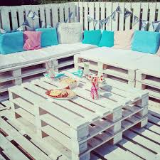 Seating Out Of Pallets by Pallets Garden Party Lounge Projects