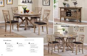 Round Table Prices Low Prices U2022 Winners Only Grandview Dining Furniture U2022 Al U0027s Woodcraft