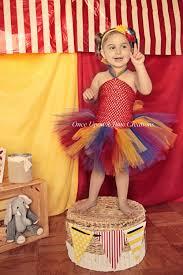 vintage circus inspired tutu dress girls size newborn 3 6 9