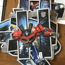 transformer decorations find more transformer happy birthday sign and decorations for sale