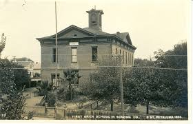 story and a half house the brick schoolhouse our river town