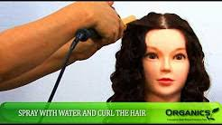 hairstyles to do on manikin how to do hairstyles on a manikin youtube