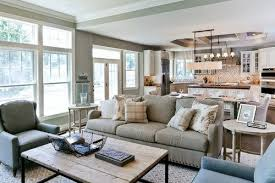 Kitchen Family Room Designs Family Room And Kitchen Design Home Design Plan