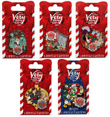 commemorative merchandise for mickey u0027s very merry christmas party