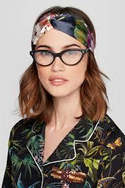 silk headband gucci floral print silk satin headband net a porter