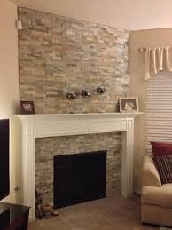 Brown Tile Backsplash by Best 25 Tile Around Fireplace Ideas On Pinterest Tiled